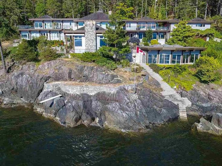 11579 SUNSHINE COAST HIGHWAY - Halfmn Bay Secret Cv Redroofs House/Single Family for sale, 6 Bedrooms (R2513028)