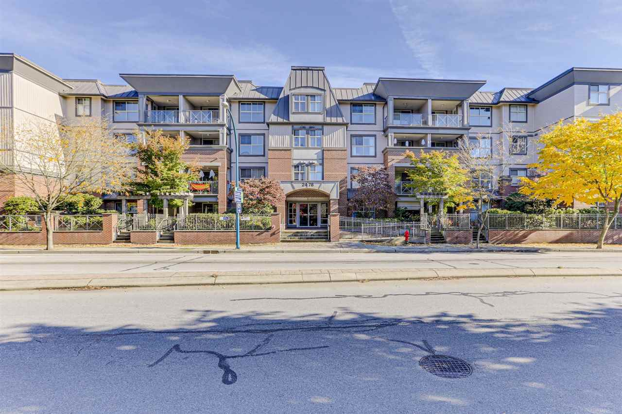 214 2478 SHAUGHNESSY STREET - Central Pt Coquitlam Apartment/Condo for sale, 2 Bedrooms (R2513058) - #1