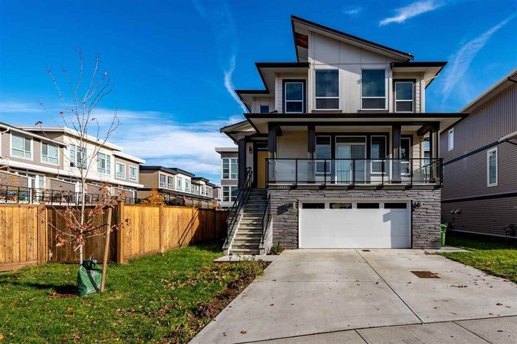 45522 MEADOWBROOK DRIVE - Chilliwack W Young-Well House/Single Family for sale, 4 Bedrooms (R2513082)
