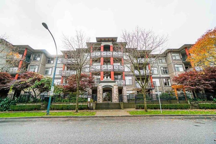 102 2336 WHYTE AVENUE - Central Pt Coquitlam Apartment/Condo for sale, 2 Bedrooms (R2513094)