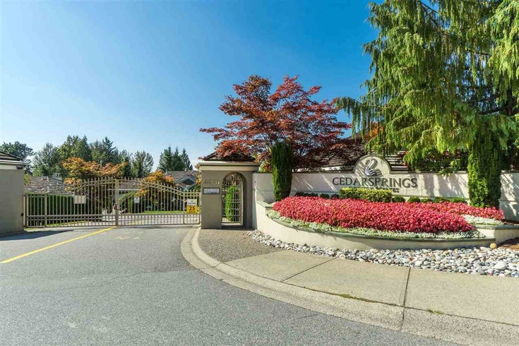 62 4001 OLD CLAYBURN ROAD - Abbotsford East Townhouse for sale, 2 Bedrooms (R2513100)