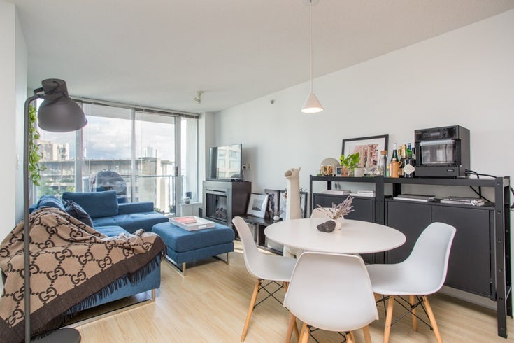 1005 188 KEEFER PLACE - Downtown VW Apartment/Condo for sale, 1 Bedroom (R2513107)