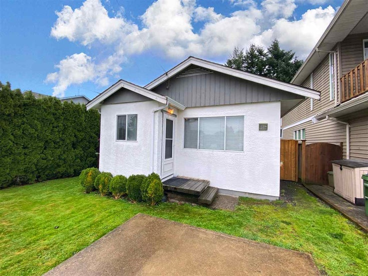 9446 MENZIES STREET - Chilliwack E Young-Yale House/Single Family for sale, 2 Bedrooms (R2513212)