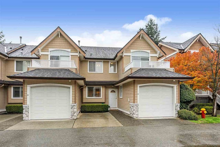 19 1506 EAGLE MOUNTAIN DRIVE - Westwood Plateau Townhouse for sale, 3 Bedrooms (R2513229)