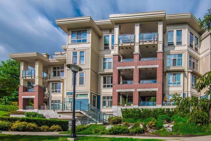 208 245 ROSS DRIVE - Fraserview NW Apartment/Condo for sale, 2 Bedrooms (R2513231)