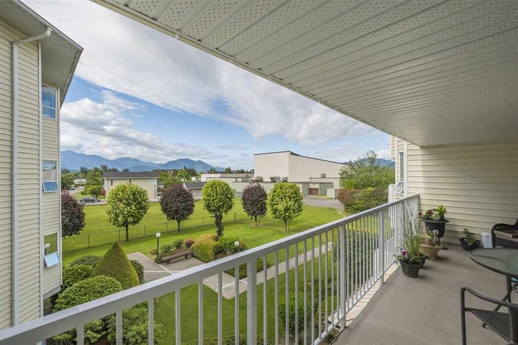 205 8725 ELM DRIVE - Chilliwack E Young-Yale Apartment/Condo for sale, 2 Bedrooms (R2513239)