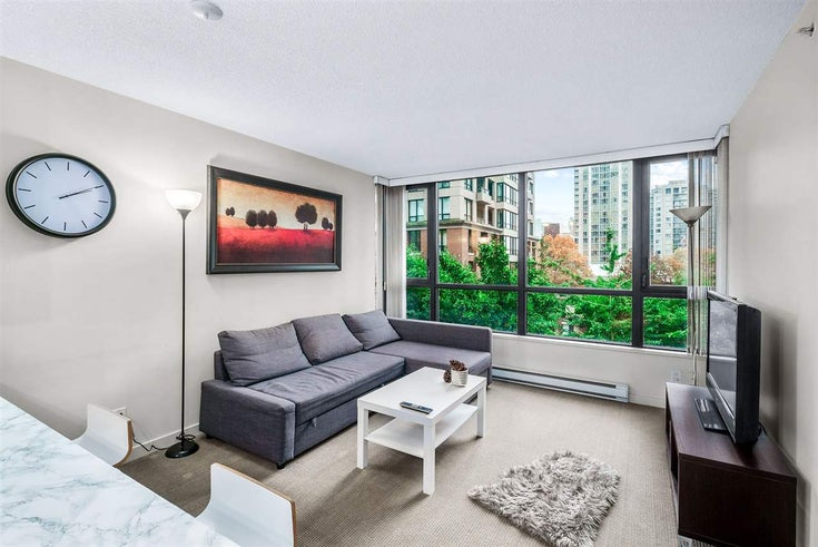 407 928 HOMER STREET - Yaletown Apartment/Condo for sale, 1 Bedroom (R2513253)