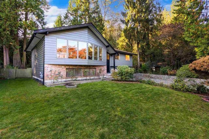 3257 WILLIAM AVENUE - Lynn Valley House/Single Family for sale, 3 Bedrooms (R2513260)