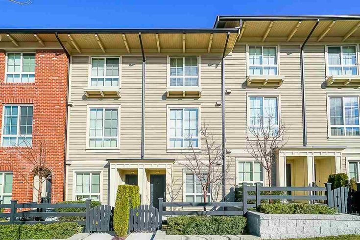 6 16261 23A AVENUE - Grandview Surrey Townhouse for sale, 2 Bedrooms (R2513278)