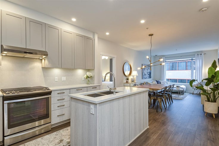 310 123 W 1ST STREET - Lower Lonsdale Apartment/Condo for sale, 2 Bedrooms (R2513284)