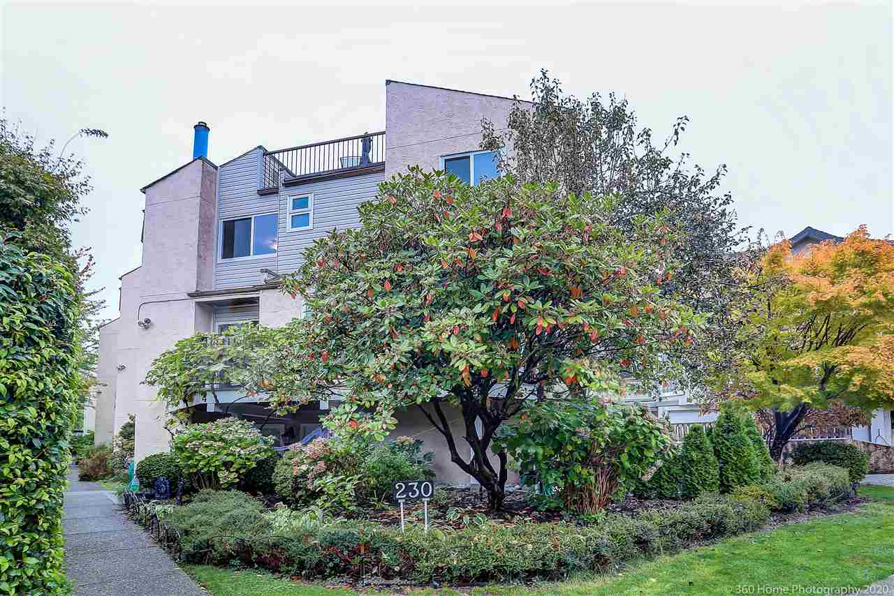 4 230 W 16TH STREET - Central Lonsdale Townhouse for sale, 4 Bedrooms (R2513309) - #1