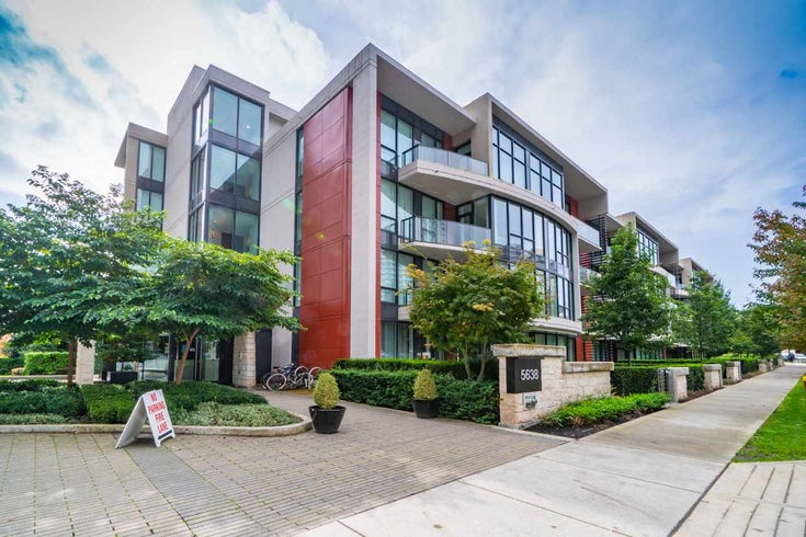 107 5638 BIRNEY AVENUE - University VW Apartment/Condo for sale, 3 Bedrooms (R2513313)