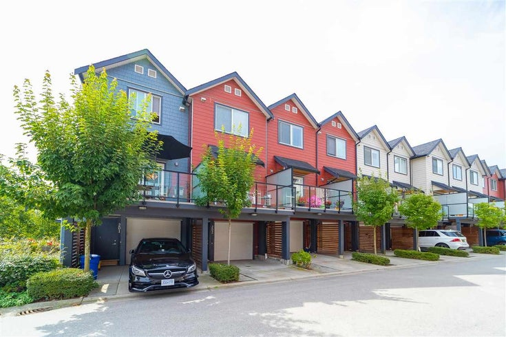 201 7533 GILLEY AVENUE - Metrotown Townhouse for sale, 3 Bedrooms (R2513318)