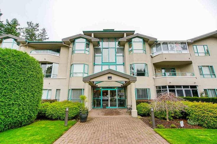 202 1569 EVERALL STREET - White Rock Apartment/Condo for sale, 2 Bedrooms (R2513338)
