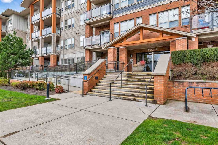 315 20219 54A AVENUE - Langley City Apartment/Condo for sale, 2 Bedrooms (R2513344)