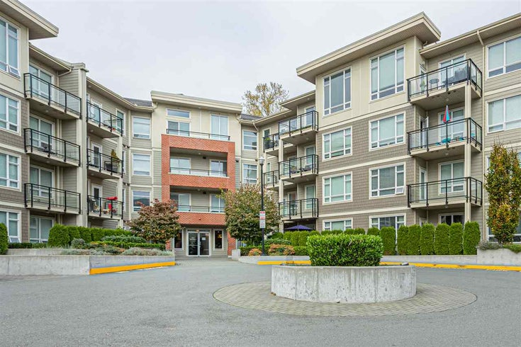 C107 20211 66 AVENUE - Willoughby Heights Apartment/Condo for sale, 2 Bedrooms (R2513381)