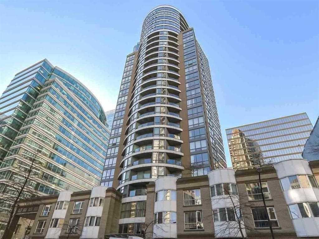 703 1166 MELVILLE STREET - Coal Harbour Apartment/Condo for sale, 2 Bedrooms (R2513384) - #1