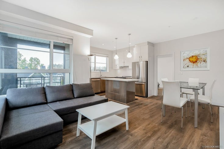 416 20829 77A AVENUE - Willoughby Heights Apartment/Condo for sale, 2 Bedrooms (R2513434)