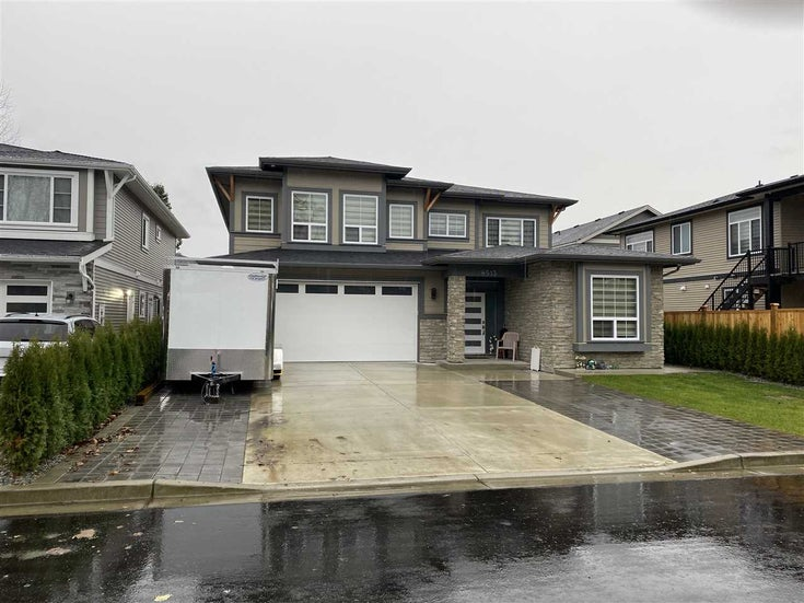 8513 LEGACE DRIVE - Mission BC House/Single Family for sale, 6 Bedrooms (R2513467)