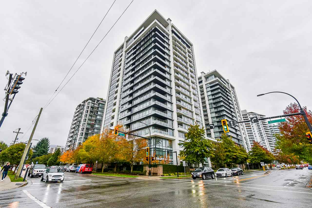 302 1320 CHESTERFIELD AVENUE - Central Lonsdale Apartment/Condo for sale, 2 Bedrooms (R2513470) - #1