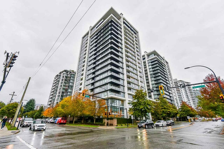 302 1320 CHESTERFIELD AVENUE - Central Lonsdale Apartment/Condo for sale, 2 Bedrooms (R2513470)