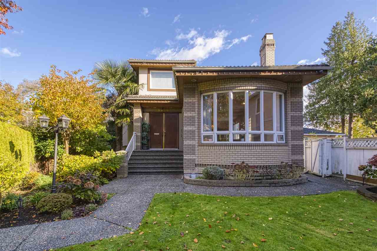 6768 MAPLE STREET - Kerrisdale House/Single Family for sale, 6 Bedrooms (R2513483)
