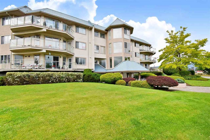 306 7685 AMBER DRIVE - Sardis West Vedder Rd Apartment/Condo for sale, 2 Bedrooms (R2513497)