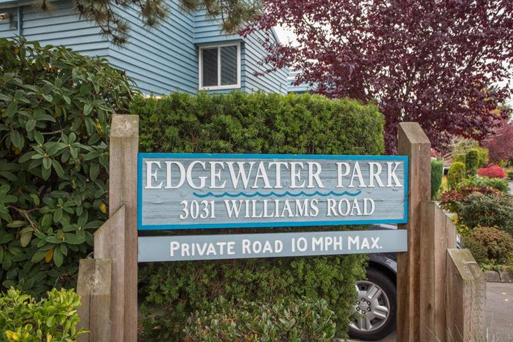 104 3031 WILLIAMS ROAD - Seafair Townhouse for sale, 4 Bedrooms (R2513589)