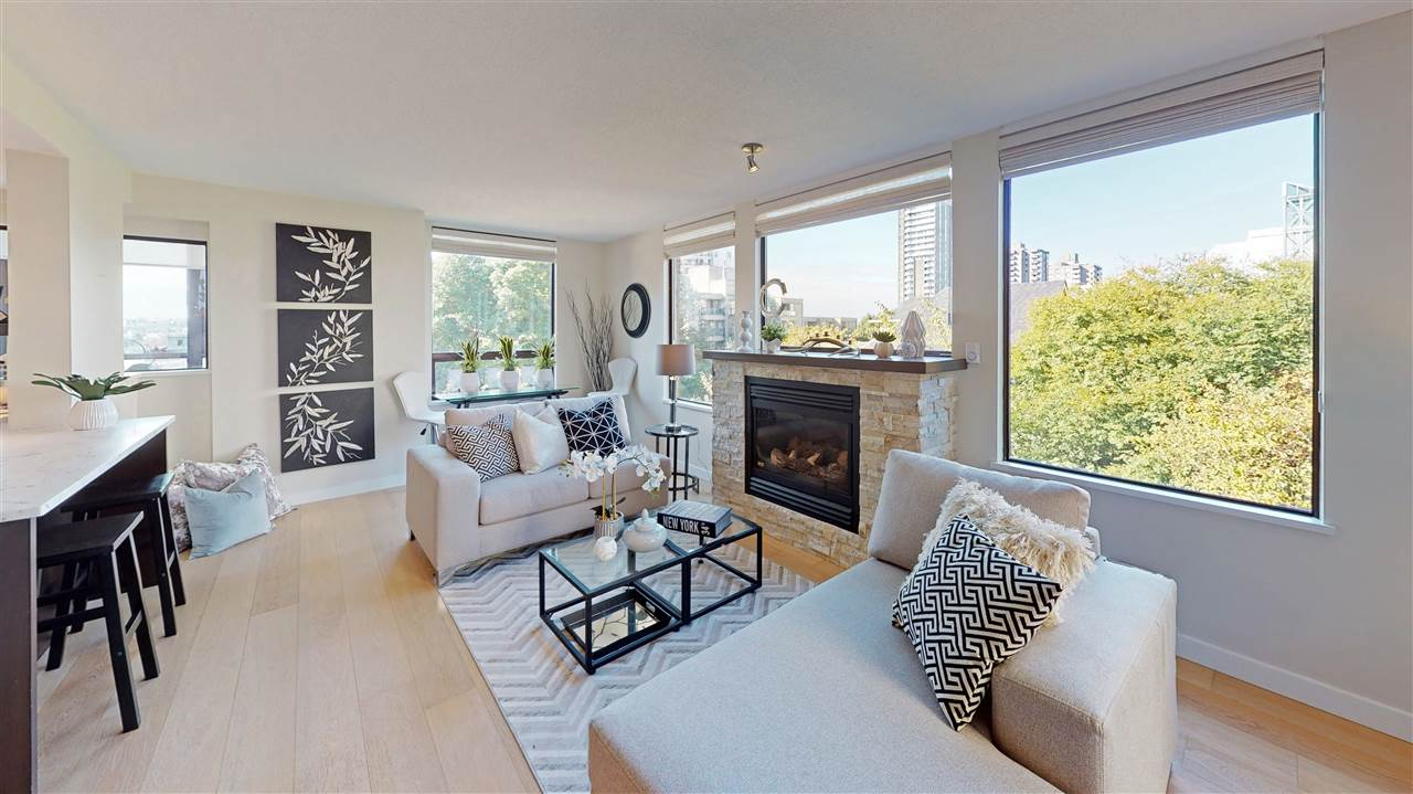 405 1003 PACIFIC STREET - West End VW Apartment/Condo for sale, 2 Bedrooms (R2513730) - #1