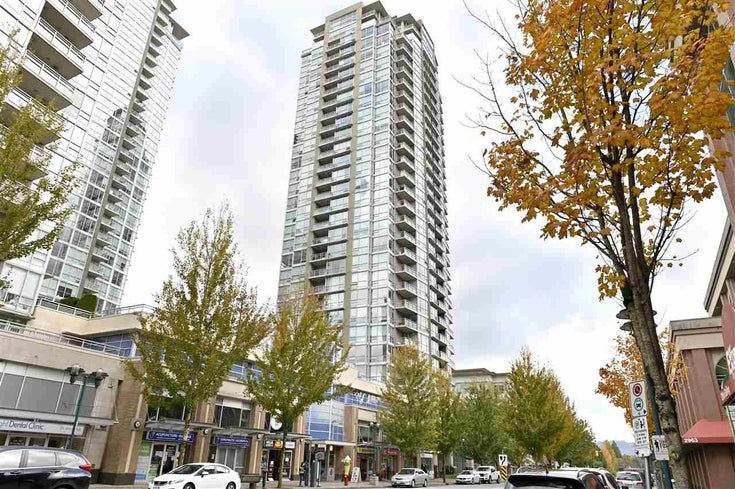 2606 2968 GLEN DRIVE - North Coquitlam Apartment/Condo for sale, 1 Bedroom (R2513820)