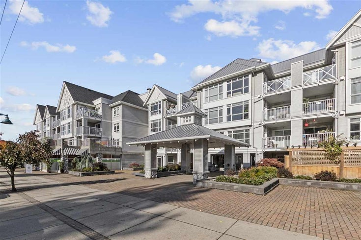 223 3122 ST JOHNS STREET - Port Moody Centre Apartment/Condo for sale, 1 Bedroom (R2513835)