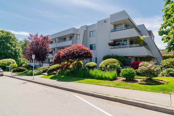 108 1341 GEORGE STREET - White Rock Apartment/Condo for sale, 1 Bedroom (R2513850)