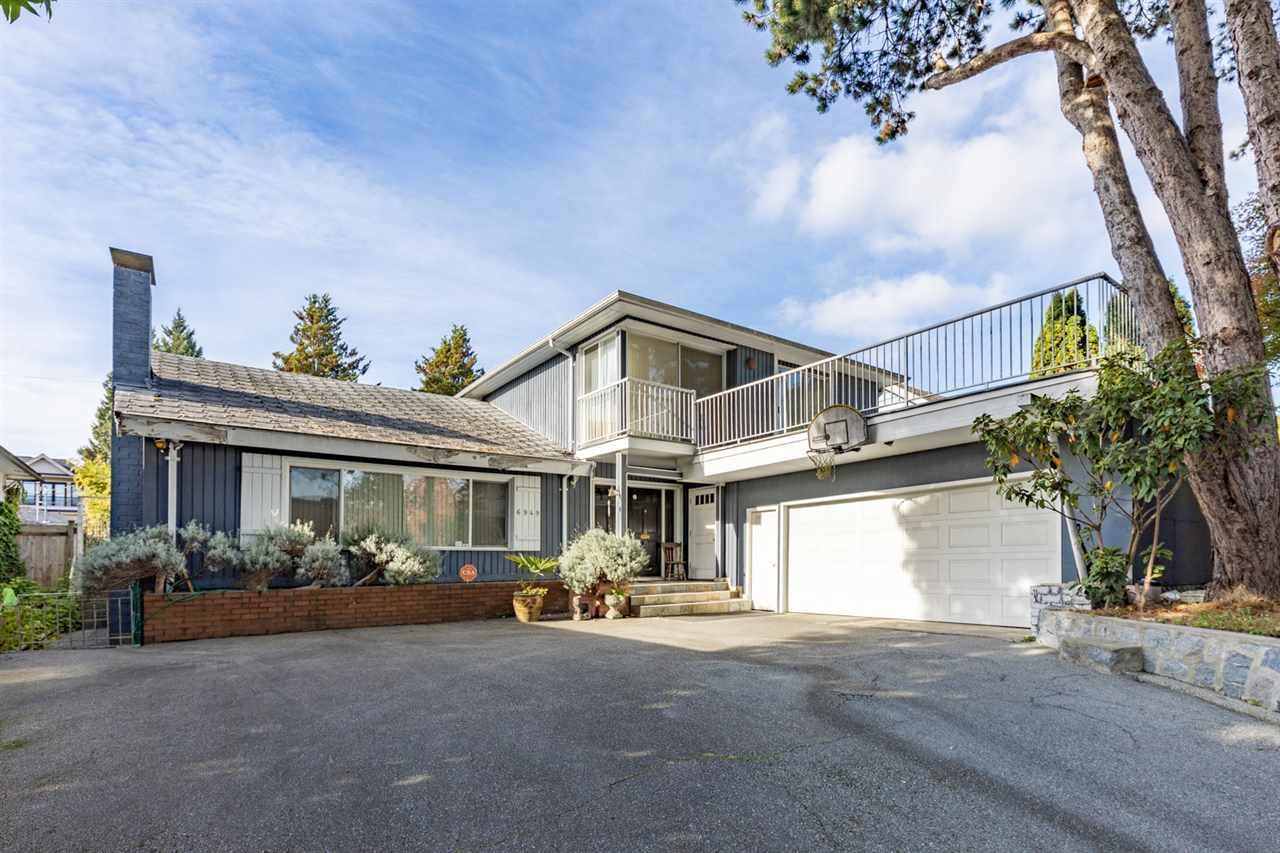 6949 LAUREL STREET - South Cambie House/Single Family for sale, 5 Bedrooms (R2513946)