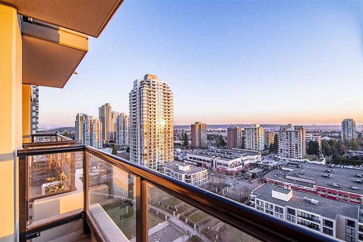 1808 7108 COLLIER STREET - Highgate Apartment/Condo for sale, 1 Bedroom (R2513953)