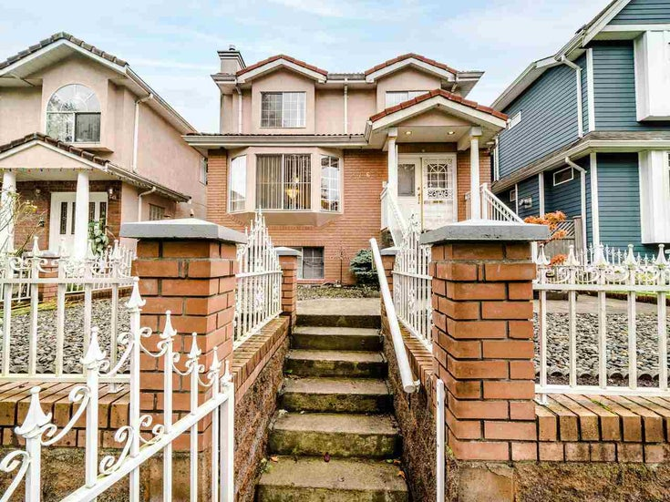 2762 E 21ST AVENUE - Renfrew Heights House/Single Family for sale, 4 Bedrooms (R2513971)