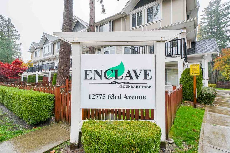 36 12775 63 AVENUE - Panorama Ridge Townhouse for sale, 3 Bedrooms (R2514016)