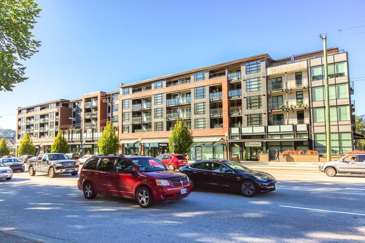 504 95 MOODY STREET - Port Moody Centre Apartment/Condo for sale, 2 Bedrooms (R2514165)