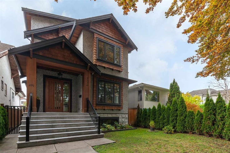 2776 W 13TH AVENUE - Kitsilano House/Single Family for sale, 6 Bedrooms (R2514176)