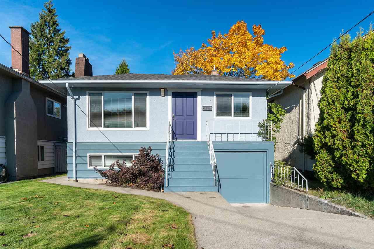 2833 W 18TH AVENUE - Arbutus House/Single Family for sale, 3 Bedrooms (R2514279)
