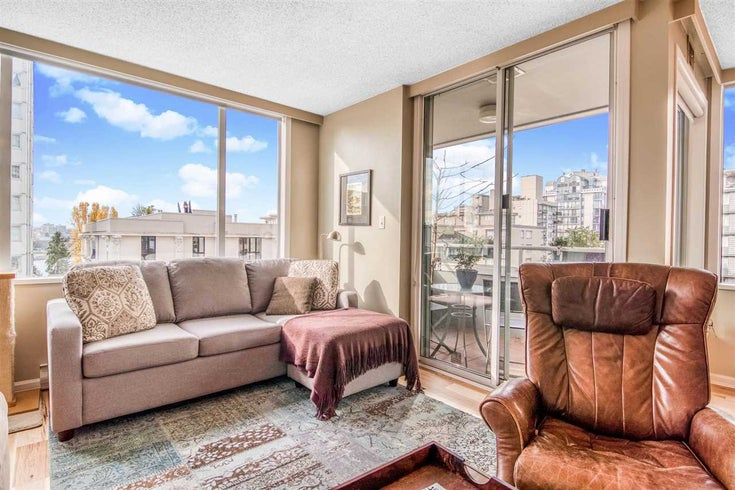 403 1436 HARWOOD STREET - West End VW Apartment/Condo for sale, 2 Bedrooms (R2514353)