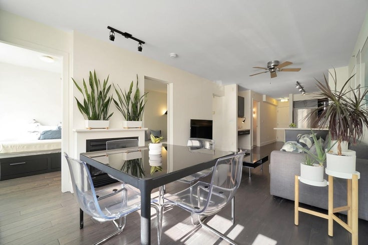 208 3423 E HASTINGS STREET - Hastings Sunrise Apartment/Condo for sale, 1 Bedroom (R2514365)