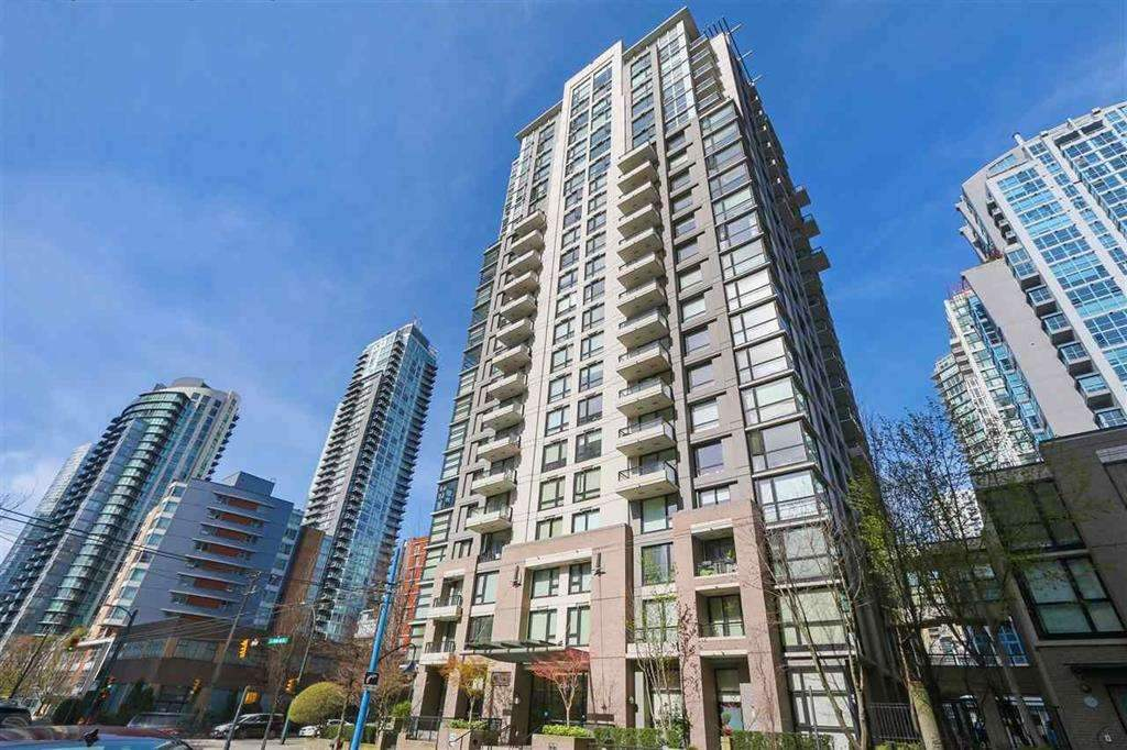 909 1295 RICHARDS STREET - Downtown VW Apartment/Condo for sale, 2 Bedrooms (R2514588) - #1