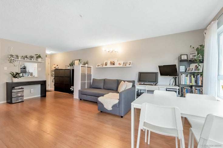 308 3480 YARDLEY AVENUE - Collingwood VE Apartment/Condo for sale, 2 Bedrooms (R2514590)