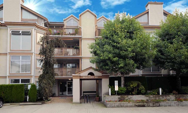 304 19131 FORD ROAD - Central Meadows Apartment/Condo for sale, 1 Bedroom (R2514716)
