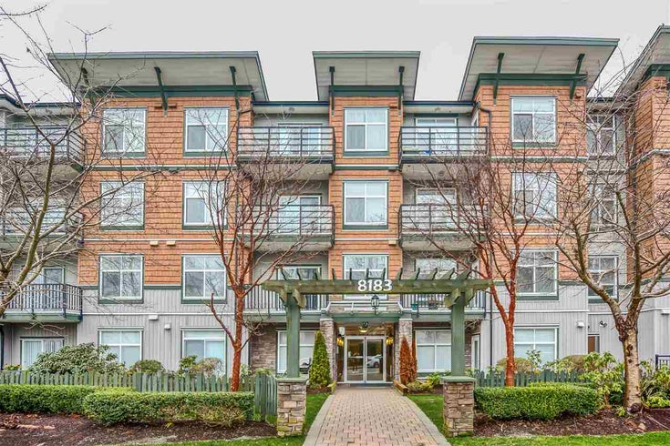 109 8183 121A STREET - Queen Mary Park Surrey Apartment/Condo for sale, 2 Bedrooms (R2514771)