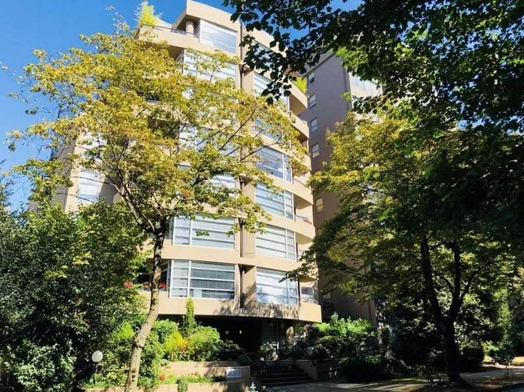 102 1225 BARCLAY STREET - West End VW Apartment/Condo for sale, 1 Bedroom (R2514796)