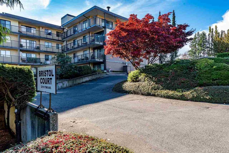 203 32110 TIMS AVENUE - Abbotsford West Apartment/Condo for sale, 2 Bedrooms (R2514801)
