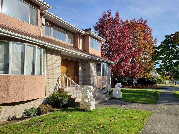 925 W 52ND AVENUE - South Cambie House/Single Family for sale, 7 Bedrooms (R2514838)