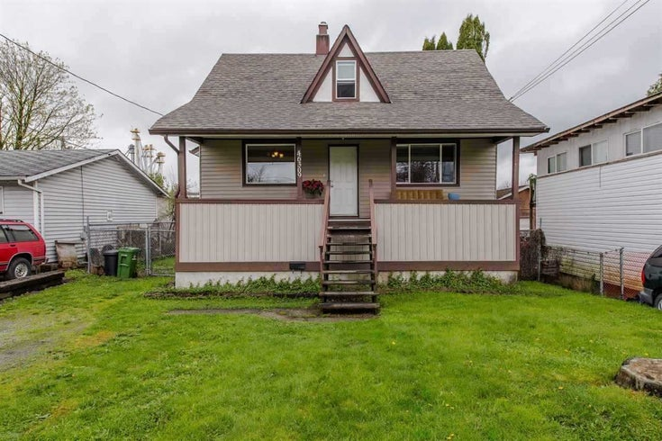 46309 CHILLIWACK CENTRAL ROAD - Chilliwack E Young-Yale House/Single Family for sale, 3 Bedrooms (R2514858)
