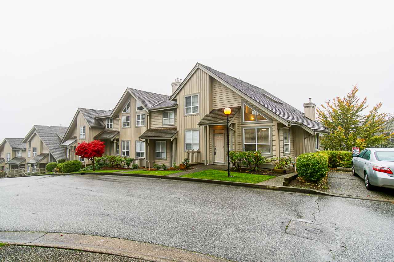411 1485 PARKWAY BOULEVARD - Westwood Plateau Townhouse for sale, 4 Bedrooms (R2514874) - #1